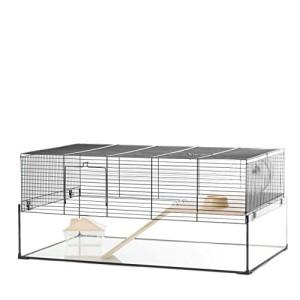 Hamsterkäfig Glas 4