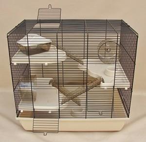 hamsterkäfig selber bauen bsp